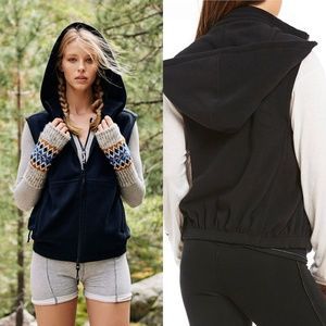 NWT Free People Higher Ground Vest